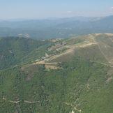 vue aérienne de la Cham