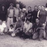 Équipe de foot en 1994